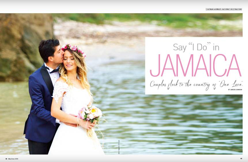 Weddings in Jamaica- Janeen Johnson