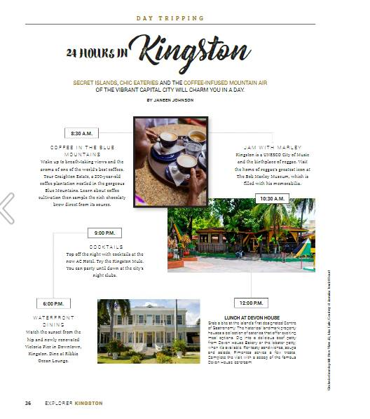 What to do in Kingston, Jamaica